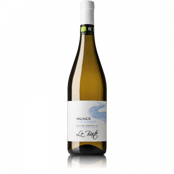 Vino bianco biologico IGT Veneto - Arcaico - Le Baite